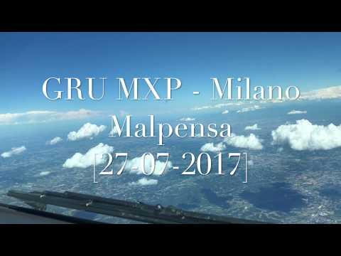 27-07-2017 Arrival in Milano Malpensa MXP LIMC