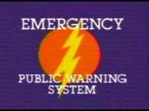 Alberta Emergency Public Warning System Test Activation - May 22, 2002