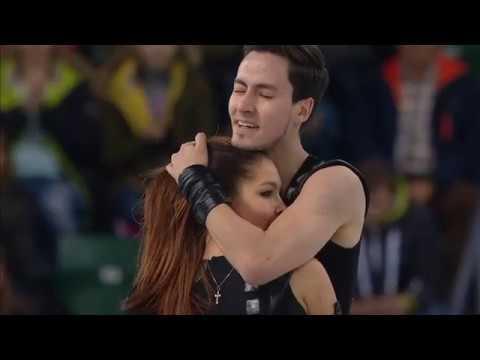 Anastasia SHPILEVAYA / Grigory SMIRNOV RUS Free Dance Winter Universiade 2019