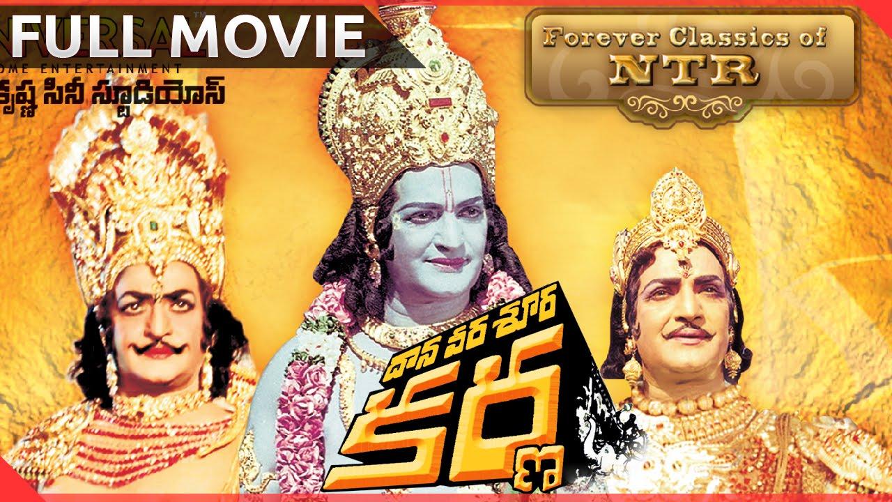 Daana Veera Soora Karna Telugu Full Length Hd