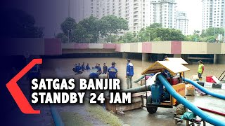 Pemprov DKI Jakarta Siapkan 478 Pompa Untuk Antisipasi Banjir