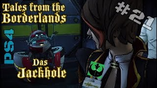 Tales from the Borderlands | Das Jackhole | #21 [Gameplay German]