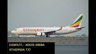 X-Plane 11 / ¡Volando por África! / Djibouti - Addis Abeba / Zibo 737