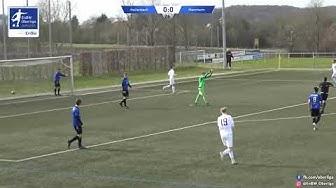 14. Spieltag - A-Junioren: 1 0 Tim Schmitt FSV Hollenbach 1