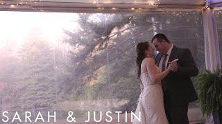 Sarah & Justin | Wedding Highlight | Nestleton Waters Inn | Toronto