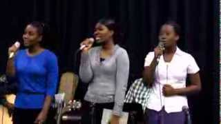 I've Got The Love Of Jesus- Olive & Faith James & Abigail Bernard