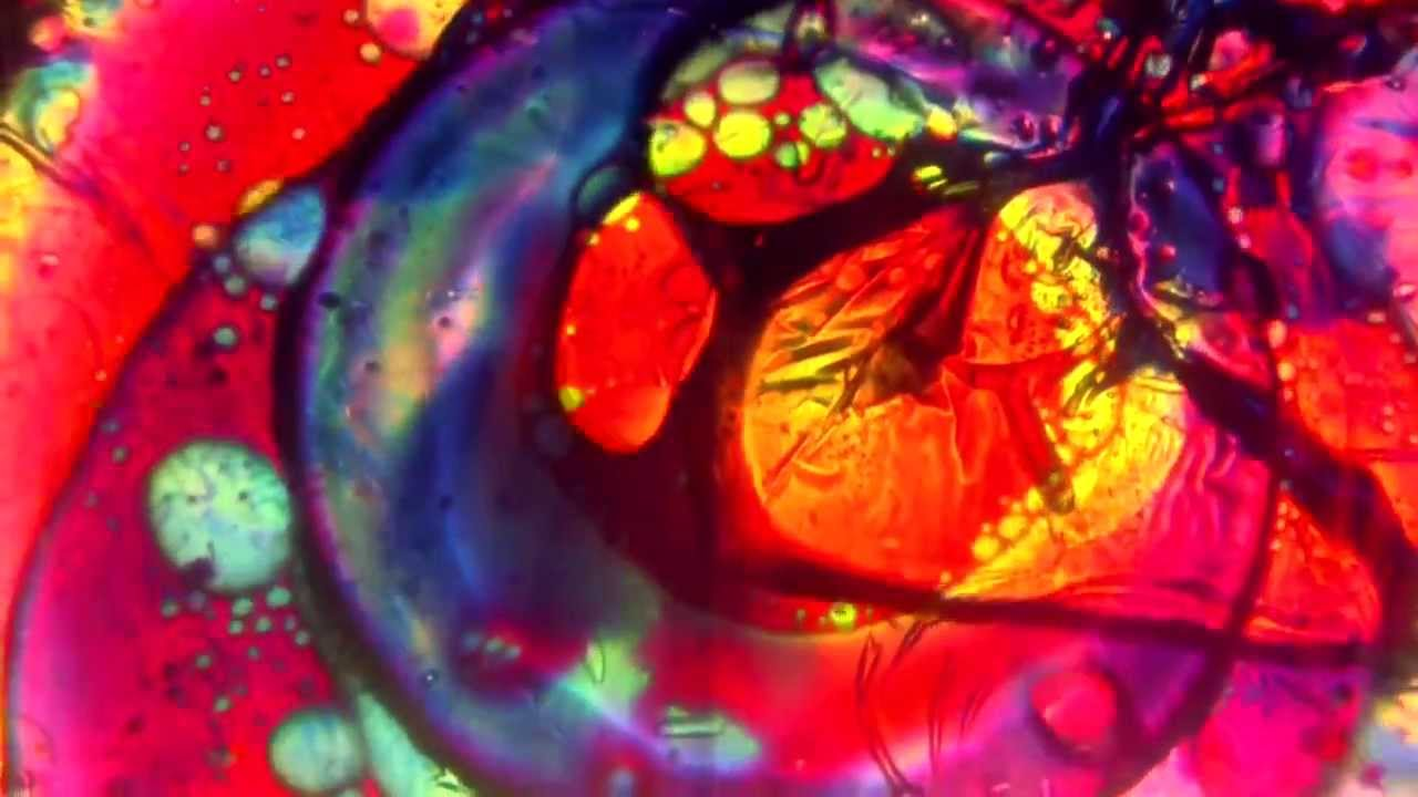 Beautiful Mad Alchemy   Psych Folk Liquid Light Show   YouTube Amazing Design