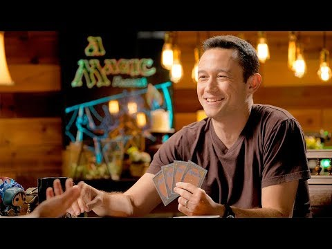 A Magic Moment with Joseph GordonLevitt