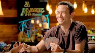 Actor joseph gordon-levitt joins geek & sundry host erika ishii to play a game of magic: the gathering. follow them as they dive into his personal collection...