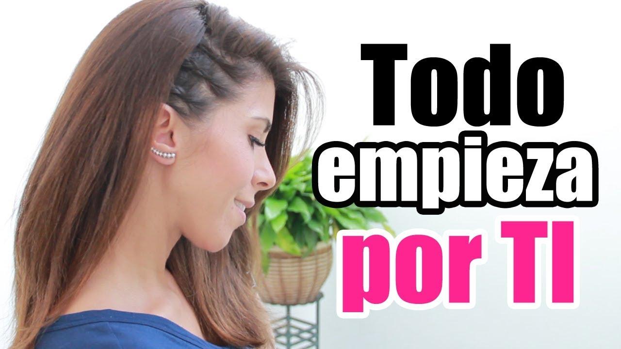 Cómo ser EXITOSO - Todo EMPIEZA por TI - Lau - YouTube 09495d939058