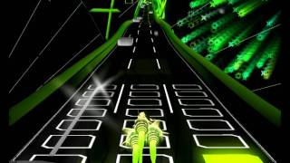 Redbook - Game (Audiosurf)