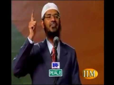 Unity in the Islamic nation   Lecturer: Zakir Naik
