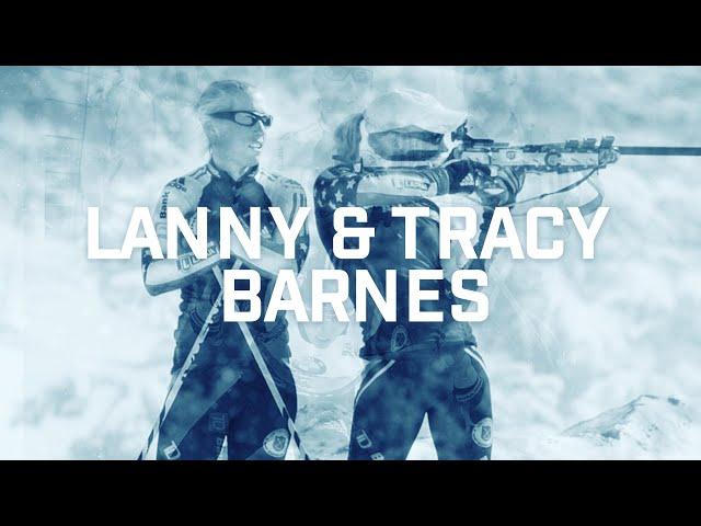 Three-Time Biathlon Olympians Lanny and Tracy Barnes