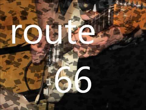 Peter Welch route 66