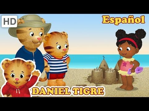 Daniel Tigre en Español - Jugar Al Aire Libre Es Divertido