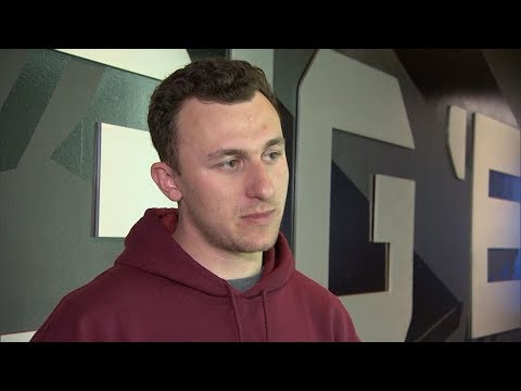 Johnny Manziel reflects on his 'huge downfall'