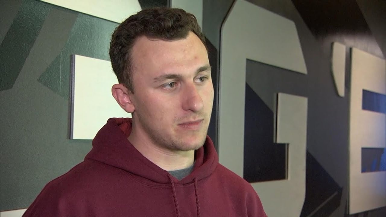 Johnny Manziel reflects on his time with the Cleveland Browns: 'It went so bad'
