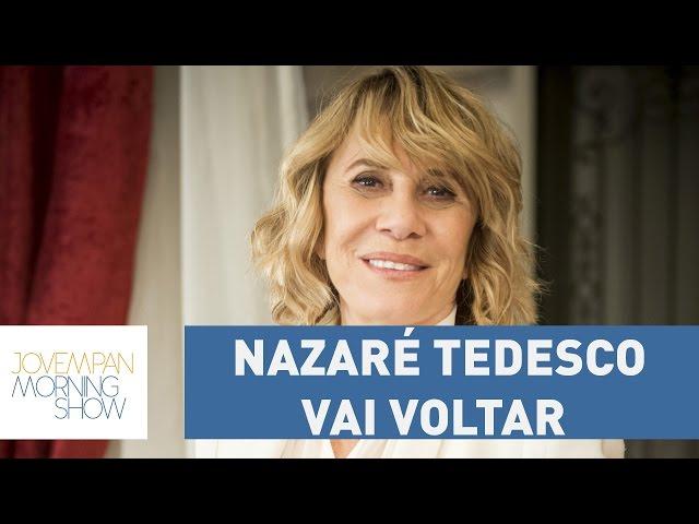 Nazaré Tedesco, a melhor (e pior) vilã de todos os tempos, vai voltar!