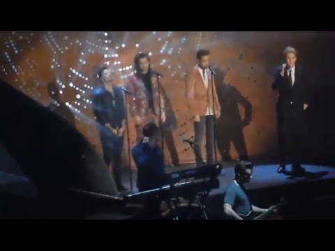 One Direction - Infinity - X Factor Finals 2015 - 13/12/15