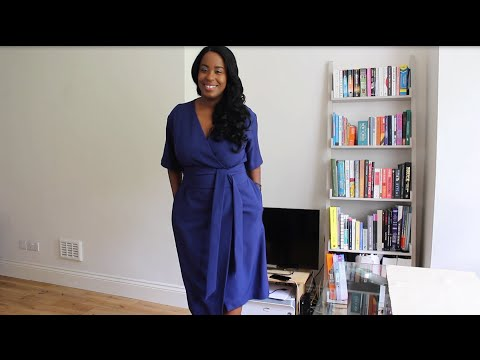 DRESSING FOR MY APPLE SHAPE | 6 FAVE DRESSES | LOOKBOOK | TOPSHOP | COS | FINERY | INSPIRED BY IDA