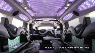 Hummer H2 Limo Double Axle Gull Wing . WWW.BIG-LIMOS.COM  CALL 714-330-6705