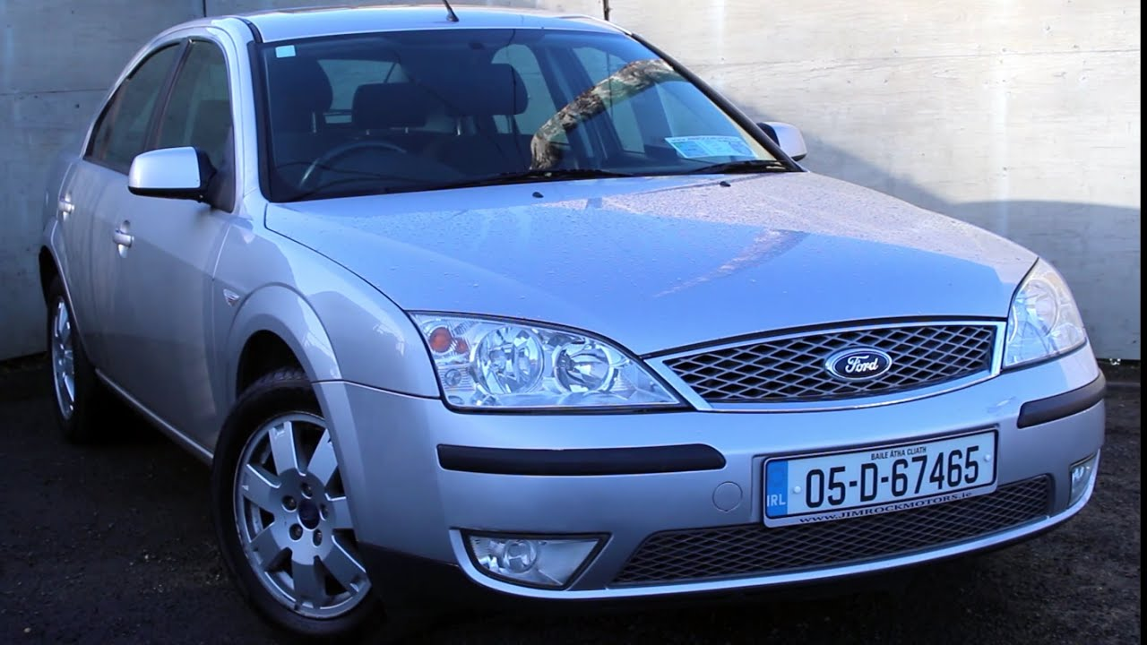 ford mondeo 2000 2007 review youtube. Black Bedroom Furniture Sets. Home Design Ideas