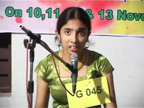 Malus Classical music: 17th All Kerala CBSE State Youth Festival 2011