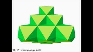 反角柱の接合体(2)
