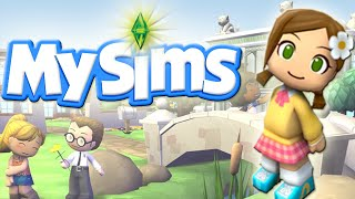 Let's Play MySims! Part 1 - Settling In