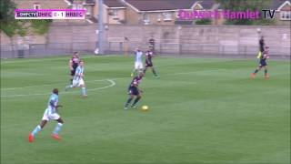 Dulwich Hamlet 1-2 Hampton & Richmond Borough, Pre-Season Friendly, 21/07/17 | Match Highlights
