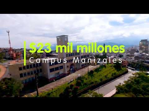 Esto es Manizales + GRANDE: Invertimos $23 mil millones para ser la capital universitaria