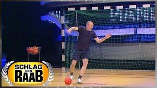 Spiel 3: Handball - Show 42 - Schlag den Raab
