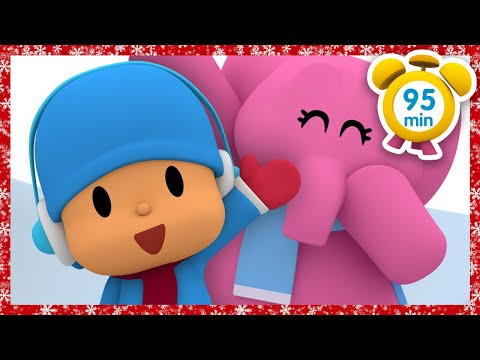 🎄 POCOYO in ENGLISH