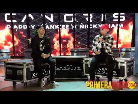 Nostalgia con Nicky Jam y Daddy Yankee