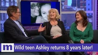 Wild teen Ashley returns 8 years later! | The Maury Show
