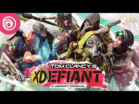 Анонсирована игра Tom Clancy's XDefiant – условно-бесплатный шутер от Ubisoft