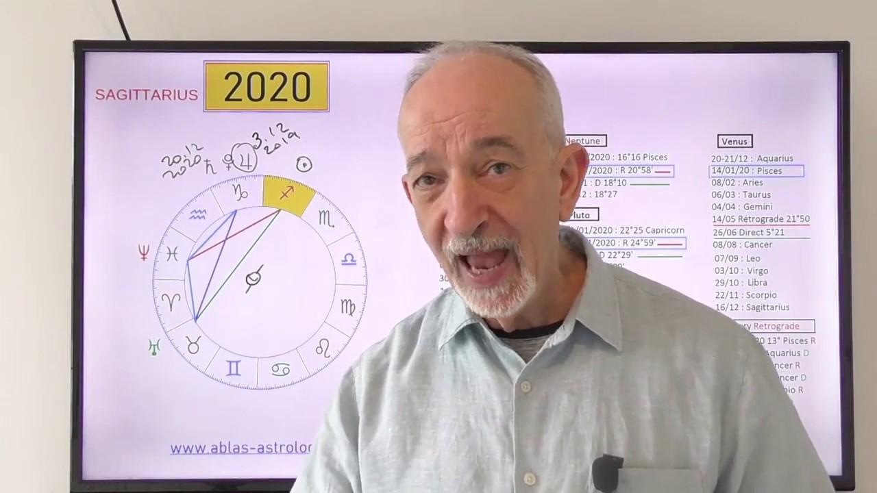 HOROSCOPE SAGITTARIUS 2020