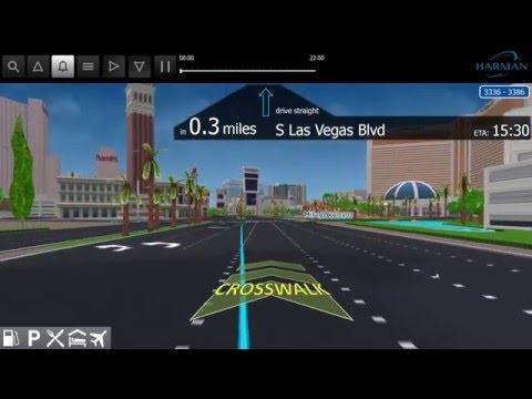 HARMAN's Advanced Navigation Technologies
