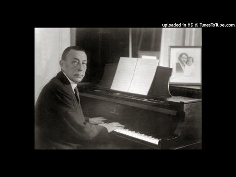 Rachmaninoff / Wild The Little Island