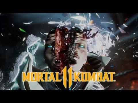 Bloody Hell!   Mortal Kombat 11
