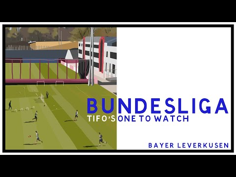[Tifo Football] One To Watch - Bayer Leverkusen's Edmond Tapsoba's Tactical Profile