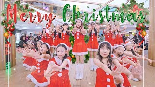 Download lagu [Christmas Busking]We Wish You A Merry Christmas l Coco Mademoiselle