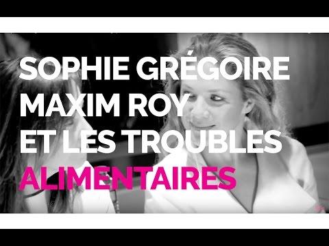 Sophie Grégoire Trudeau et Maxim Roy parlent de troubles alimentaires | Tapis rose
