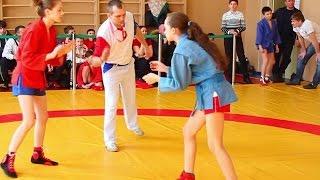 ДВ турнир по самбо среди юношей и девушек памяти Канашкина (2016)