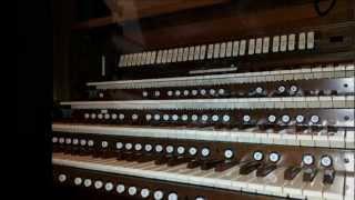 Bach: Prelude and Fugue in e minor BWV 533