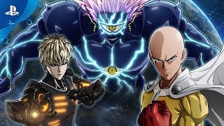 One Punch Man: A Hero Nobody Knows | Gamescom trailer | PS4
