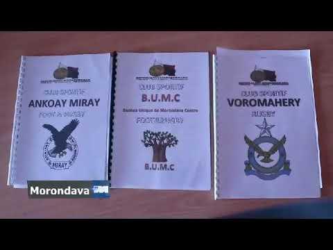 RUGBY MORONDAVA MADAGASCAR  ((Élections président ligue Régional de Rugby Menabe))