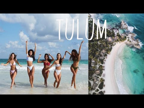 TRAVEL VLOG: TULUM, MEXICO || Julia Muniz