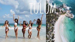 TRAVEL VLOG: TULUM, MEXICO    Julia Muniz