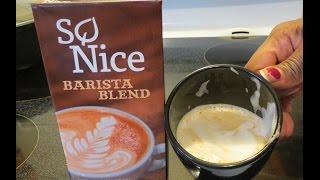 """so Nice"" Barista Blend Non-dairy Coffee Creamer (lactose-free, Gluten-free)"